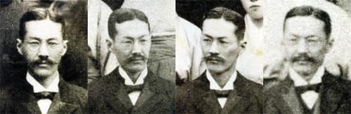 武島又次郎(羽衣)